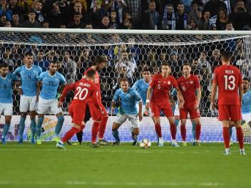 Zmarnowane do przerwy szanse omal nie zemściły się na polakach w końcówce meczu.