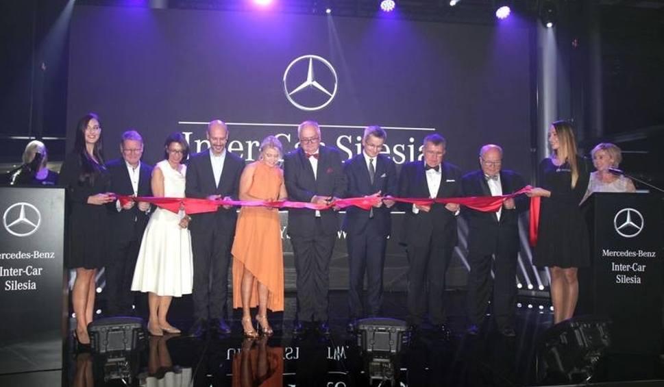 Film do artykułu: Otwarcie salonu Inter-Car Silesia Mercedes Benz w Rudzie Śląskiej