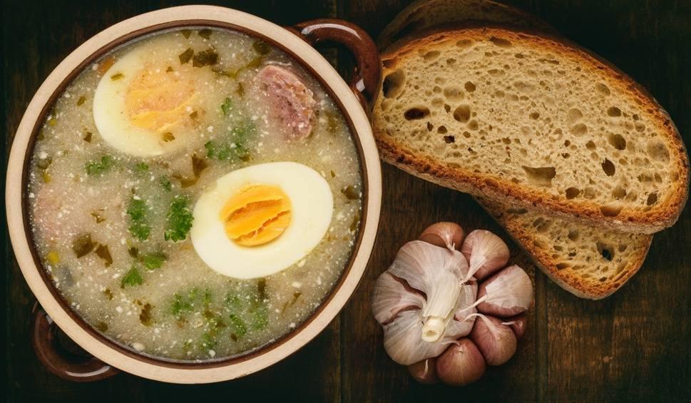 żurek Wielkanocny Zupa Z Tradycjami Jaka Jest Jej Historia