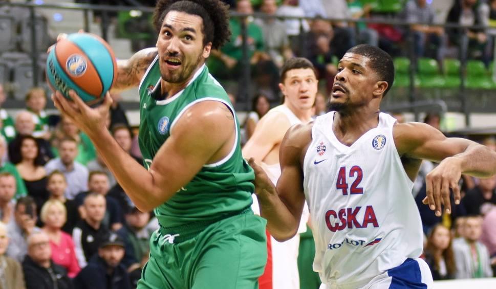 Film do artykułu: ZIELONA GÓRA. CSKA bardzo wysoko wygrał ze Stelmetem. To były zespoły innej prędkości... [ZDJĘCIA]