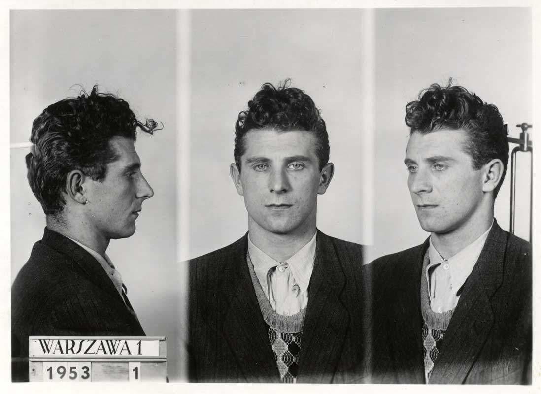 """Dionizy Sosnowski, pseudonimy """"Józek"""", """"Zbyszek"""""""