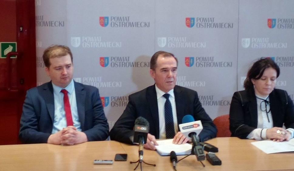 Film do artykułu: Jest nowy szef szpitala w Ostrowcu Świętokrzyskim