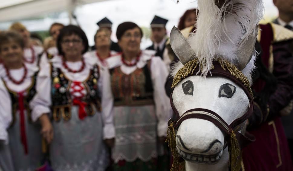 Film do artykułu: Dożynki Pleszowa 2017. Tradycyjny korowód, ludowe stroje i dobra zabawa [ZDJĘCIA]