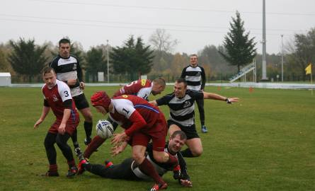 Rugby league. Sroki Łódź - Wataha Piotrków Tryb. 54:0 [FOTO]