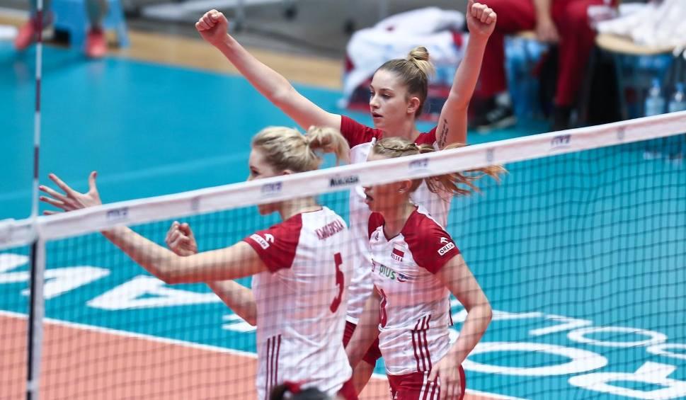 Film do artykułu: Polskie siatkarki wygrały z Rosją 3:2 na zakończenie turnieju Ligi Narodów w Rimini