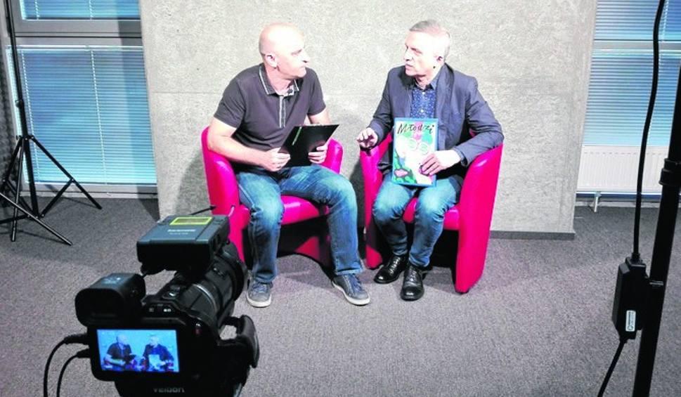 """Film do artykułu: Rozmowa tygodnia GK24. Paweł Strojek o festiwalu """"Młodzi i Film"""" [wideo]"""