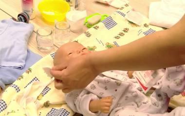 Kulisy zdrowia: Pielęgnacja noworodka? To musisz wiedzieć! [WIDEO]