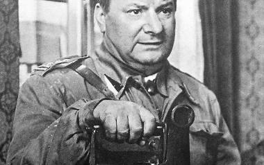 """W DZ wspominaliśmy aktora Tadeusza Kalinowskiego, niezapomnianego pułkownika z """"Czterech pancernych"""""""