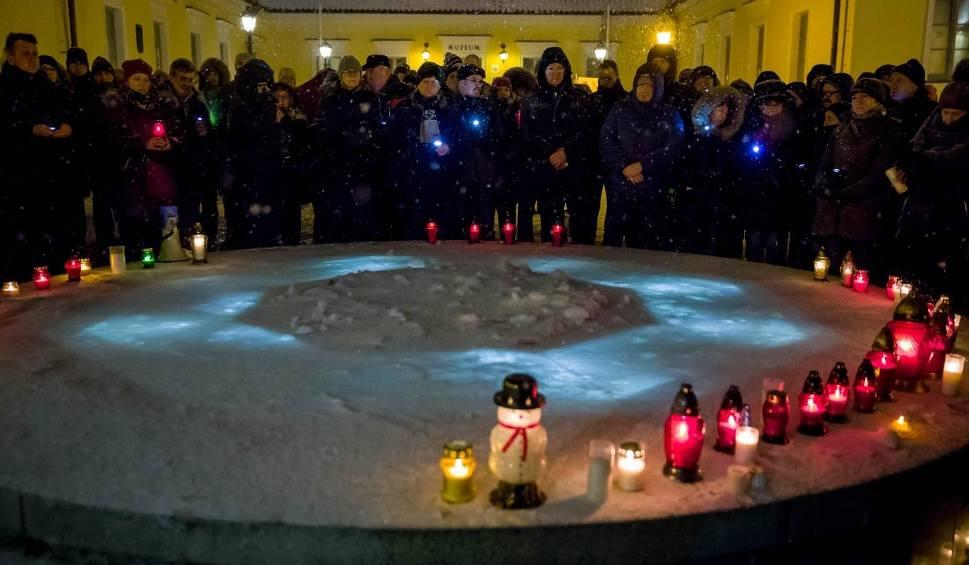 Film do artykułu: Białystok wypuścił Światełko do Nieba. Dla prezydenta Pawła Adamowicza