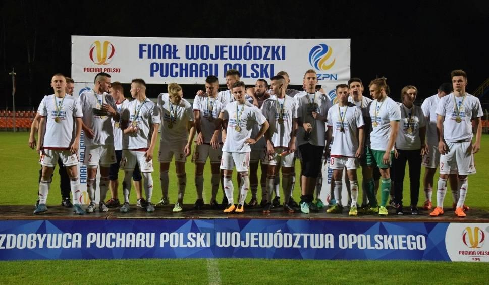 Film do artykułu: Polonia Głubczyce zdobyła wojewódzki Puchar Polski. W finale pokonała Po-Ra-Wie Większyce [ZDJĘCIA]