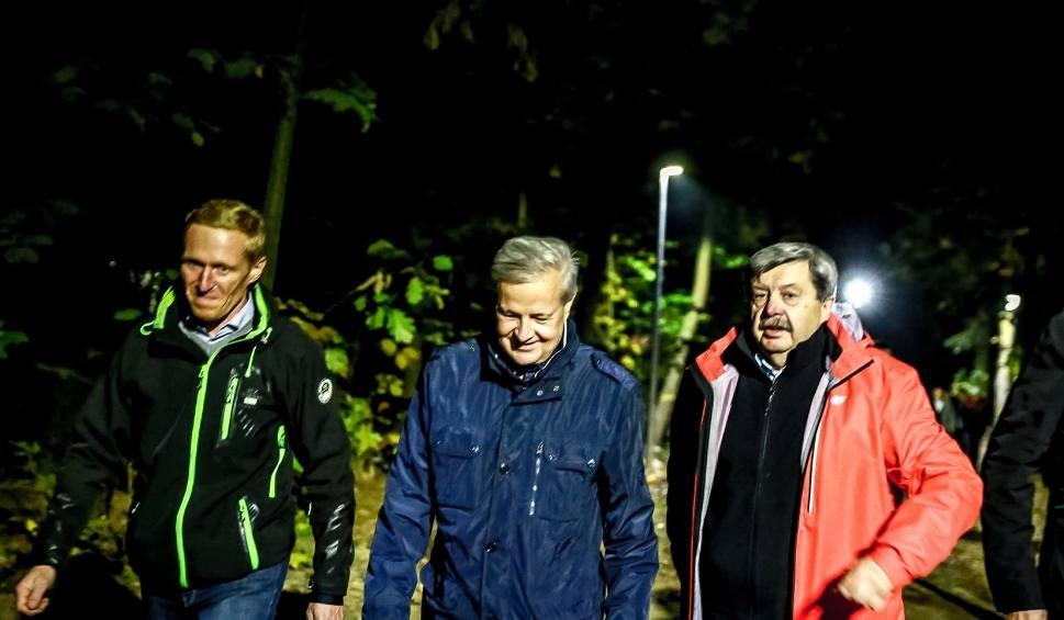 Film do artykułu: Apoloniusz Tajner: Białystok ma wszelkie atuty do rozwoju narciarstwa biegowego. Biegowa trasa narciarska na Pietraszach już otwarta