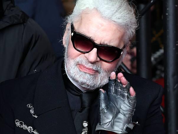 Paryż: Zmarł Karl Lagerfeld, najsłynniejszy na świecie projektant mody. Miał 85 lat