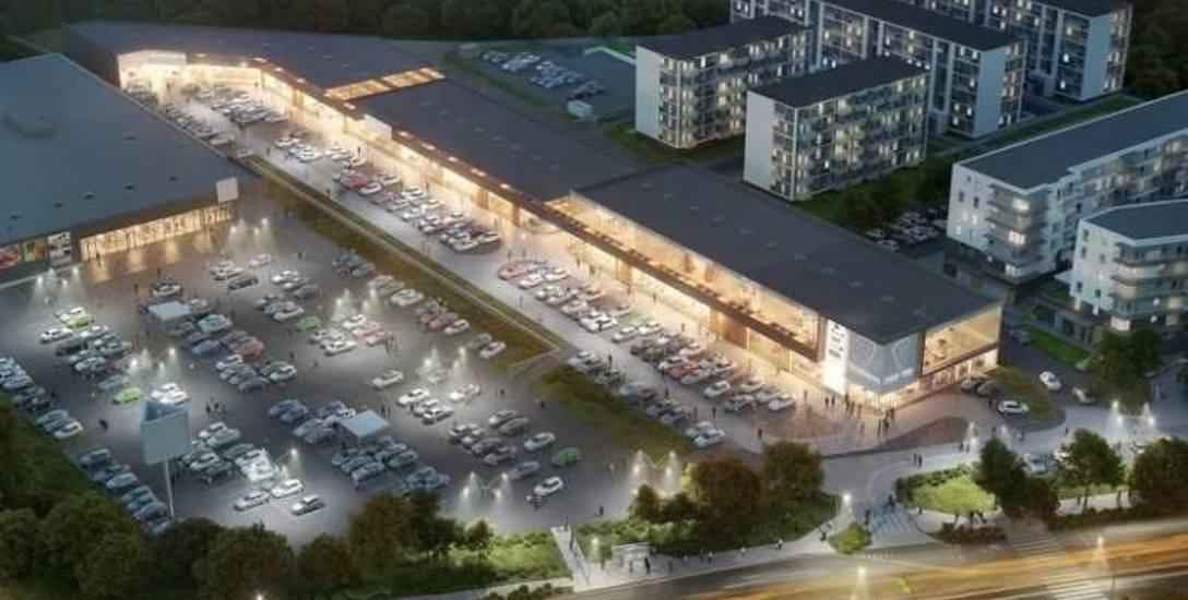 Nowe centrum handlowe powstanie na Wrotkowie