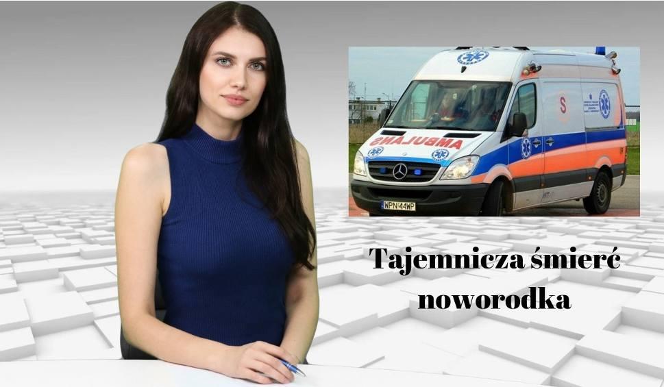 Film do artykułu: Wiadomości Echa Dnia. Tajemnicza śmierć noworodka