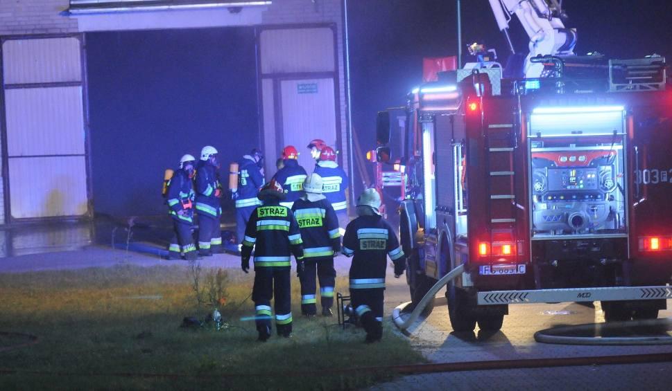 Film do artykułu: Strażacy wyjeżdżali do akcji ponad 19 tys. razy. Dziś jest ich święto [WIDEO]