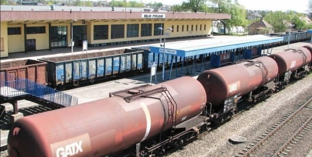 Stanowiska na uszkodzone wagony z towarami niebezpiecznymi mogą powstać m.in. w Kostrzynie nad Odrą czy w Gubinie.