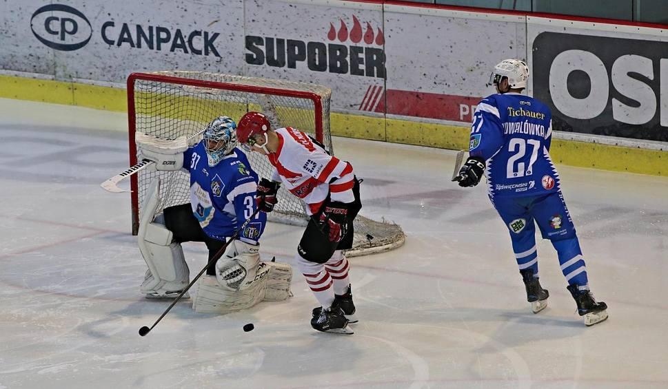 Film do artykułu: Comarch Cracovia wróciła do gry w meczu z Unią Oświęcim w wielkim stylu