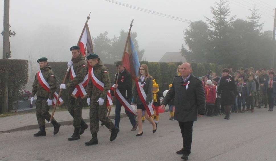 Film do artykułu: Tańcem i śpiewem uczczono w Wodzisławiu rocznicę odzyskania niepodległości [ZDJĘCIA]