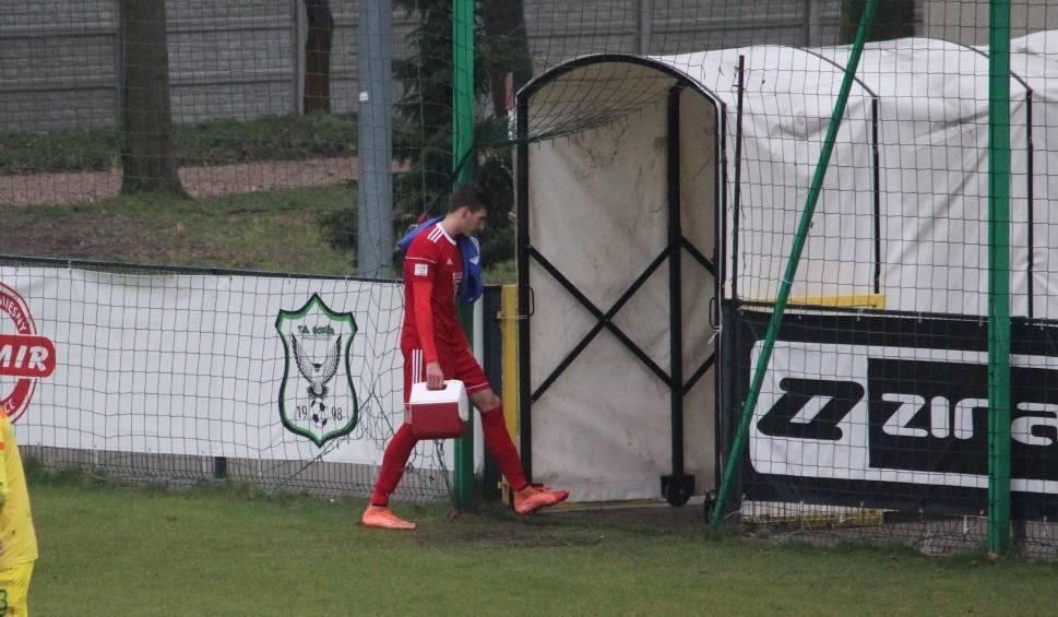 Film do artykułu: (ZDJĘCIA) Fatalna diagnoza piłkarza radomskiej Broni. Nie wiadomo, czy w tym sezonie zagra