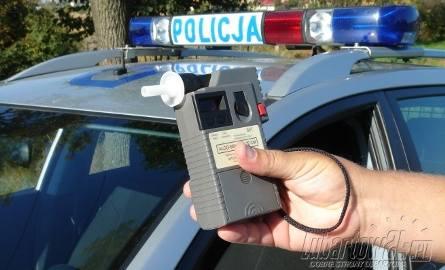Grójecki policjant na urlopie zatrzymał pijanego kierowcę