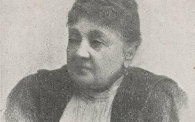 Lucyna Ćwierczakiewiczowa, autorka popularnych książek kucharskich.