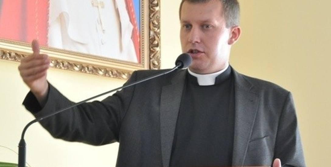Księdza Marcjanowicza czeka ciężka praca, biorąc pod uwagę liczbę papieskich uroczystości