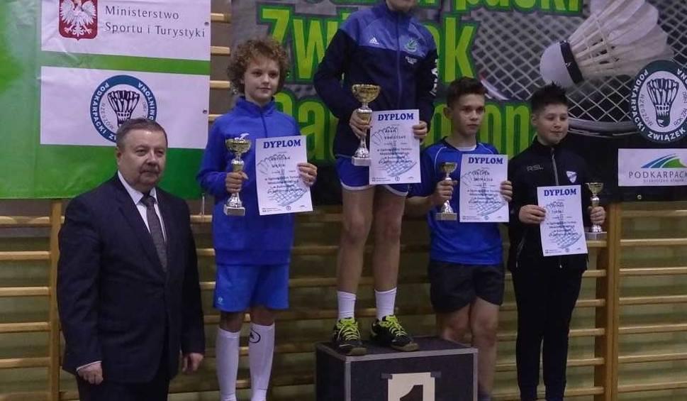 """Film do artykułu: Sukcesy Krystiana Wąsika na turnieju """"Podkarpacki Cup"""" w Badmintonie"""