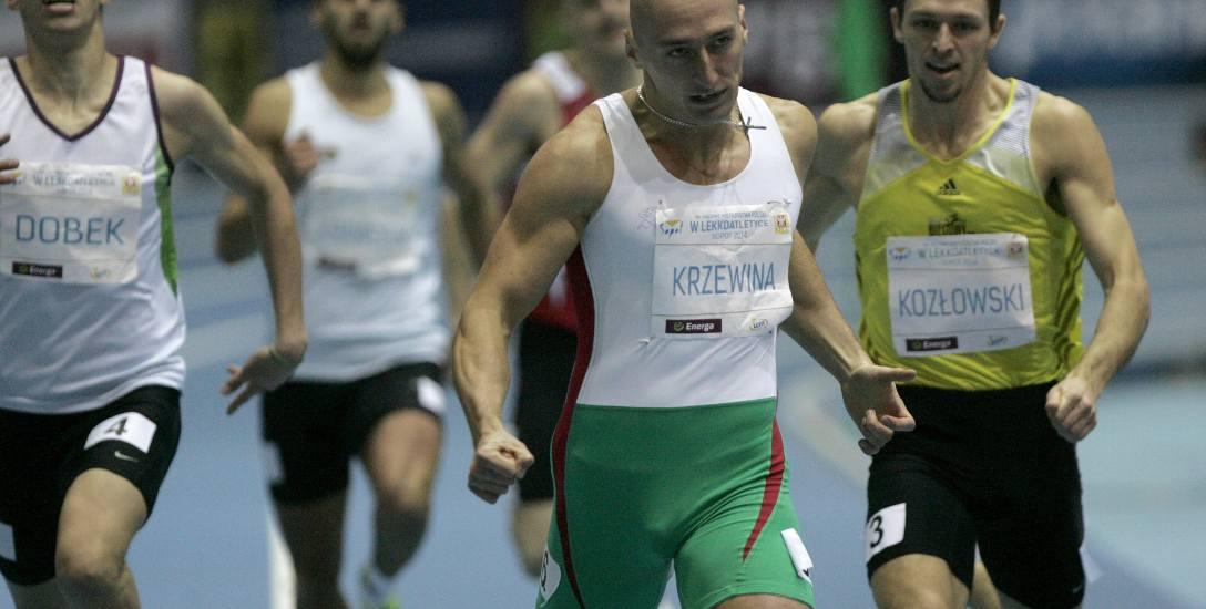 Jakub Krzewina - lekkoatleta