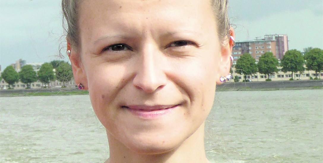 Joanna Jaroszyńska, prezes Stowarzyszenia Rowerowy Toruń