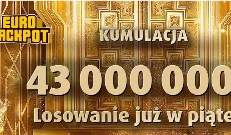 Film do artykułu: EUROJACKPOT WYNIKI 14.12.2018. Losowanie loterii Eurojackpot 14 grudnia 2018. Do wygrania jest 43 mln zł [wyniki, zasady]