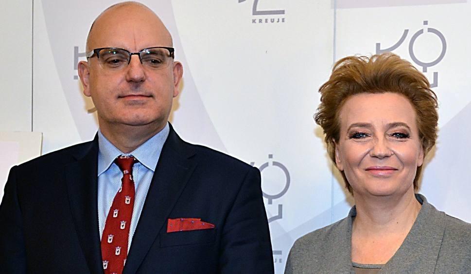 Film do artykułu: Hanna Zdanowska przyjęła dymisję Ireneusza Jabłońskiego