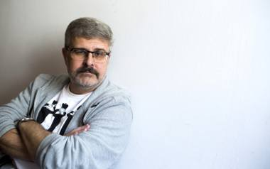 17.05.2016  krakow  naczelny wam,nz ojciec jacek siepsiak, jezuita, fot. andrzej banas / polska press