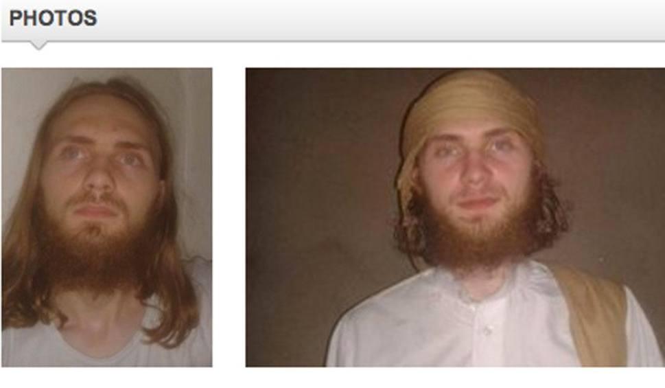 Film do artykułu: Sandomierzanin poszukiwany przez Interpol w 190 krajach! Walczy w szeregach ISIS