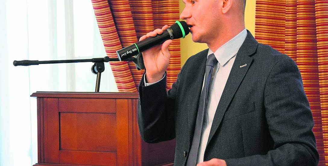 Radosław Brodzik, działacz SLD, przedstawił radnym projekt uchwały, dotyczącej in vitro