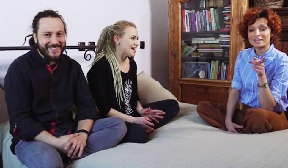Film do artykułu: Zobacz odpicowane mieszkanie w bieszczadzkiej kuźni. Mieszkają tam Agnieszka i Filip Pasek [WIDEO]