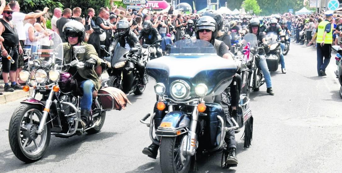 Festiwal rajem dla motocyklistów, a piekłem dla mieszkańców Łagowa?