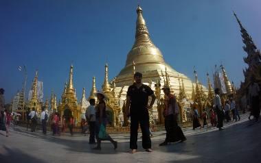Kielczanin w podróży dookoła świata(9) Birma [ZDJĘCIA]