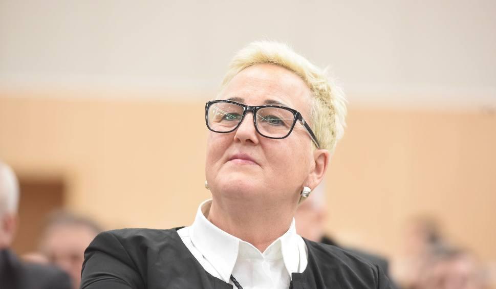 Film do artykułu: Wioleta Haręźlak nie będzie już wiceprezydentem Zielonej Góry