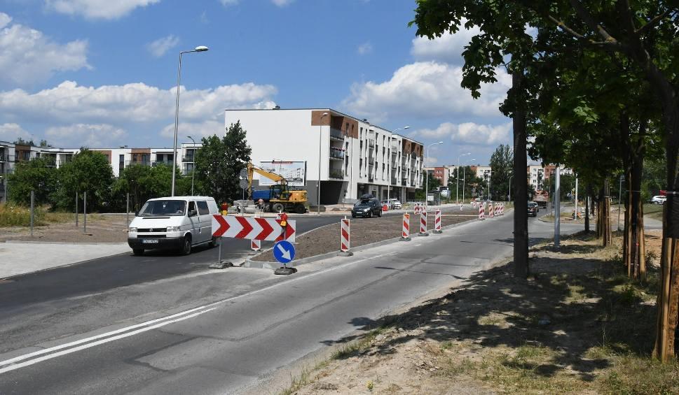 Film do artykułu: Konflikt zażegnany, będzie kolejna przebudowa ulicy Klonowej w Kielcach