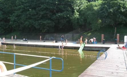 Na razie wejście na kąpielisko miejskie w Malborku jest płatne