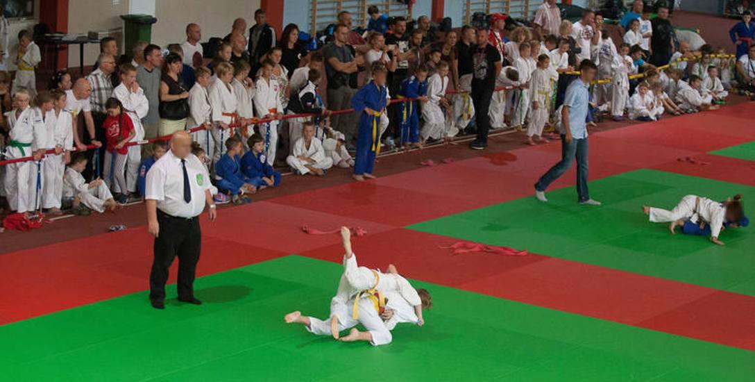 Incydent po treningu TS Judo Gryf Słupsk
