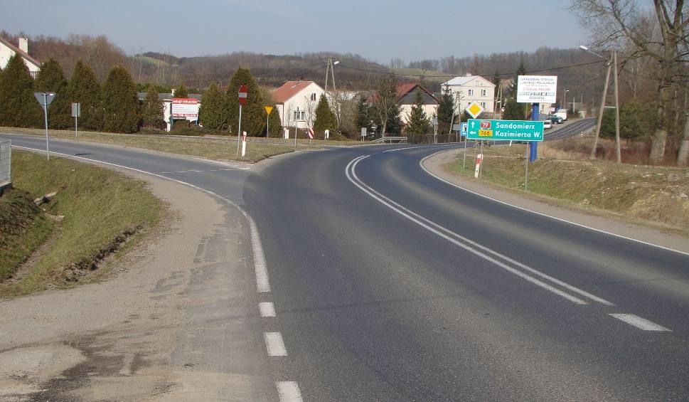 Film do artykułu: Proszowice. Starostwo chce zapłacić mniej za grunty potrzebne pod budowę obwodnicy Koszyc