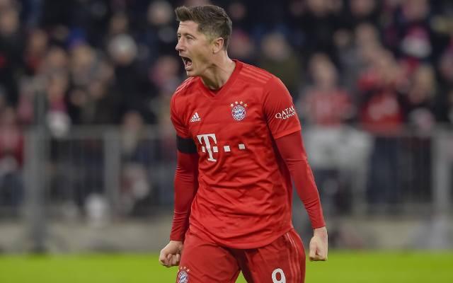 Mecz z Eintrachtem, to Lewandowski strzela (video). Kolejny dublet Polaka