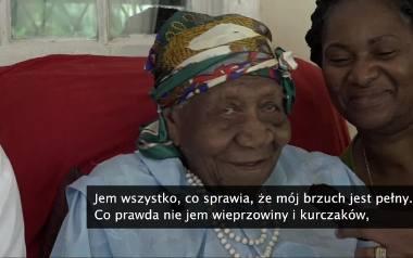 Violet Brown skończyła właśnie 117 lat