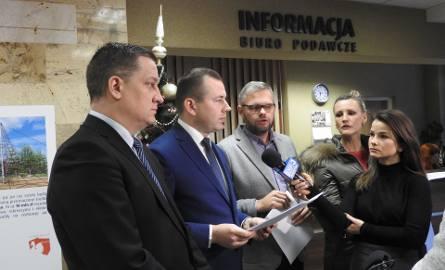 Wykup gruntów w Białymstoku: Prezydent proponuje 60 proc. ulgę, radni PiS - 95 proc. [WIDEO]