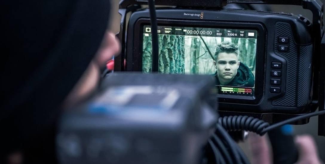 Młodzież z Polski i Niemiec nakręciła film w Dankowie pod Strzelcami Kraj.