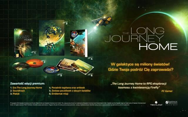 The Long Journey Home: Trudna podróż przez galaktykę (wideo)
