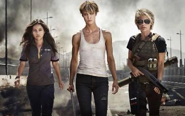 """Fotos z filmu """"Terminator: Mroczne przeznaczenie"""" 2019."""