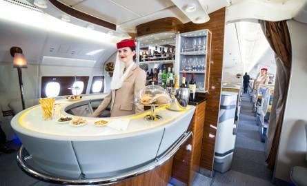 Linie Emirates latają z lotniska Chopina w Warszawie