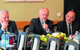 Władysław Dajczak deklarował chęć współpracy z samorządowcami